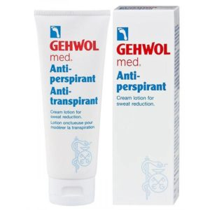 Gehwol med Antitranspirant 125ml
