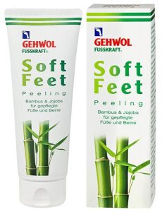 Gehwol Soft Feet Peeling 40ml